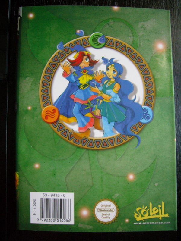 Manga The Legend Of Zelda : Oracle Of Ages