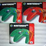 N64 accessoires