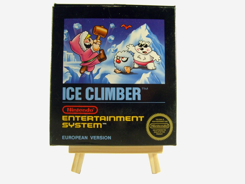 Ice Climber Small Box