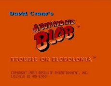 A Boy And His Blob : Trouble On Blobolonia in-game