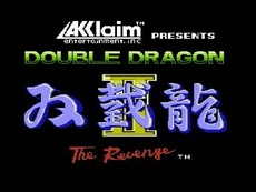 Double Dragon II : The Revenge in-game