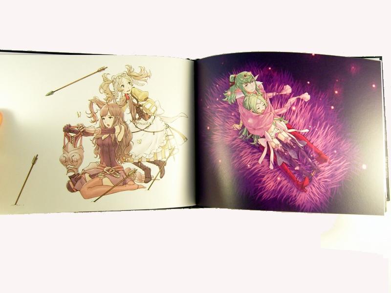 Artbook Fire Emblem : Awakening