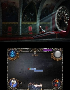 Castlevania : Lords of Shadow – Mirror of Fate in-game