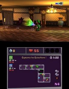 Luigi's Mansion 2 in-game