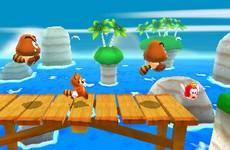 Super Mario 3D Land in-game