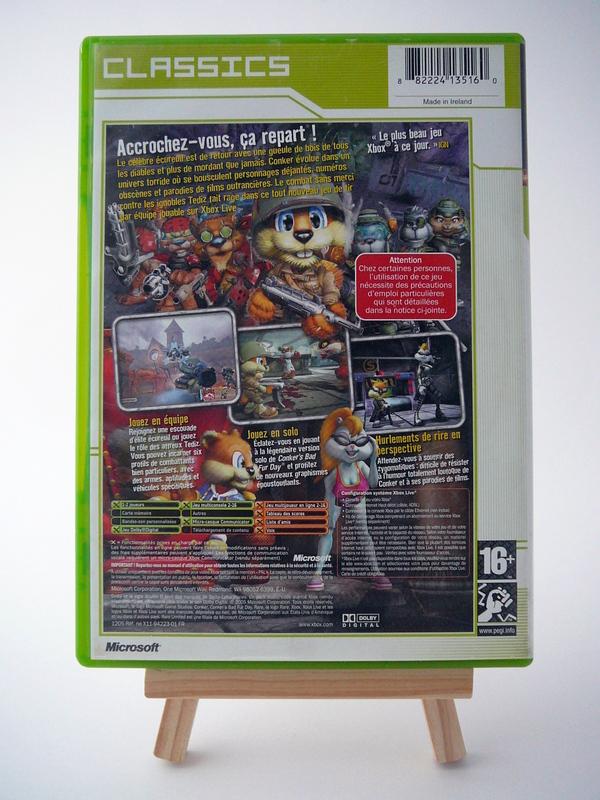 Conker : Live & Reloaded Xbox Xbox