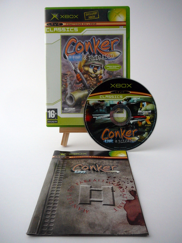 Conker : Live & Reloaded Xbox Xbox