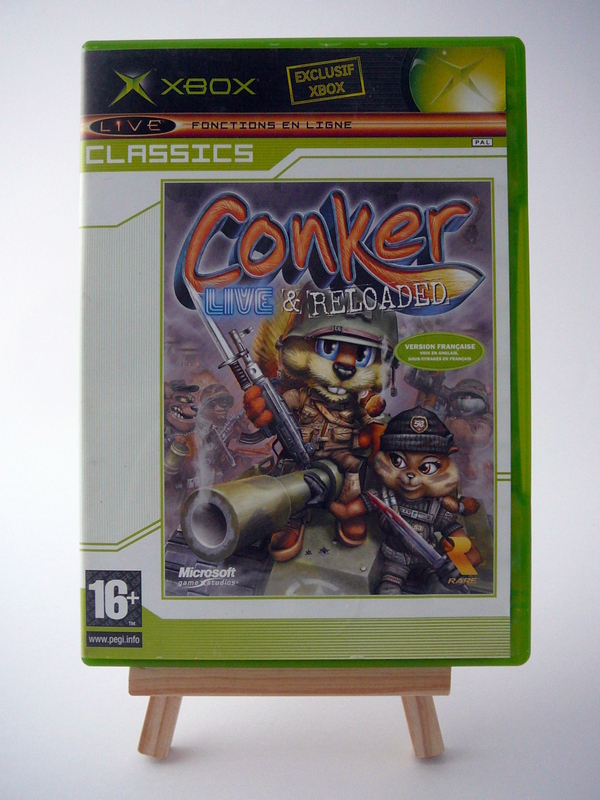 Conker : Live & Reloaded Xbox