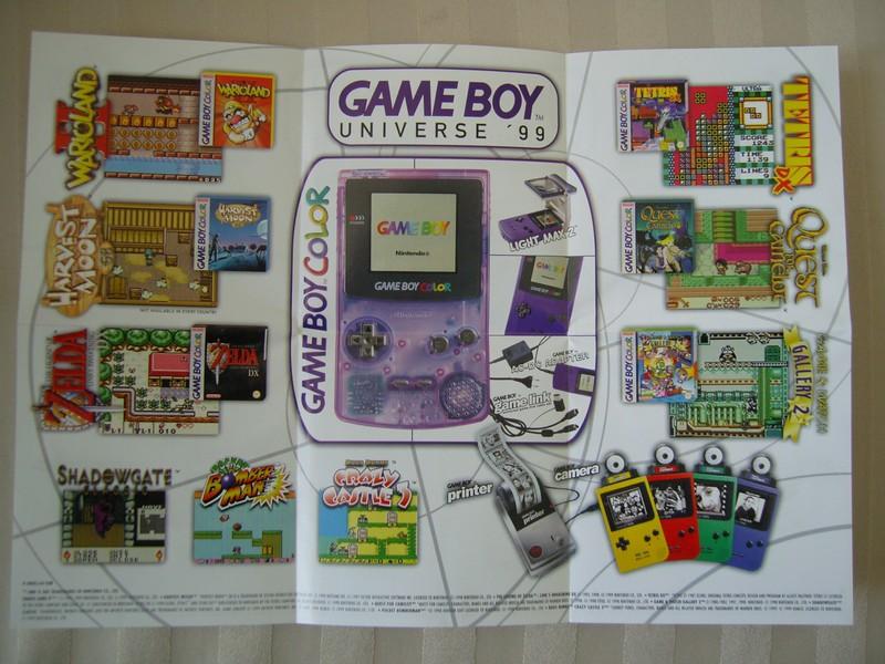 Publicité Game Boy
