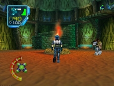 Jet Force Gemini in-game