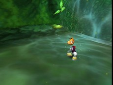 Rayman 2 : The Great Escape in-game