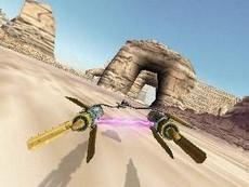 Star Wars Episode 1 Racer in-game