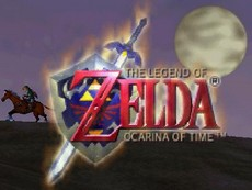 The Legend Of Zelda : Ocarina Of Time in-game