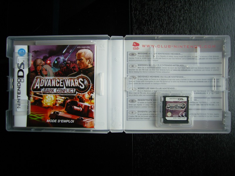Advance Wars Dark Conflit