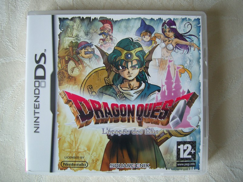 Dragon Quest : L'Epopée Des Elus