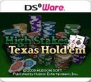High Stakes Texas Hold'em