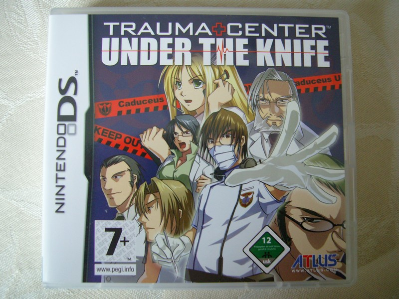 Trauma Center : Under The Knife