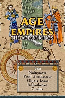 Age Of Empire : The Age Of Kings in-game