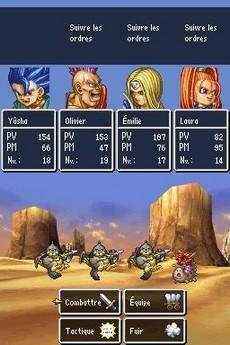Dragon Quest VI : Le Royaume Des Songes in-game