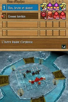 Dragon Quest Wars in-game
