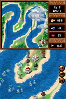 Viking Invasion in-game
