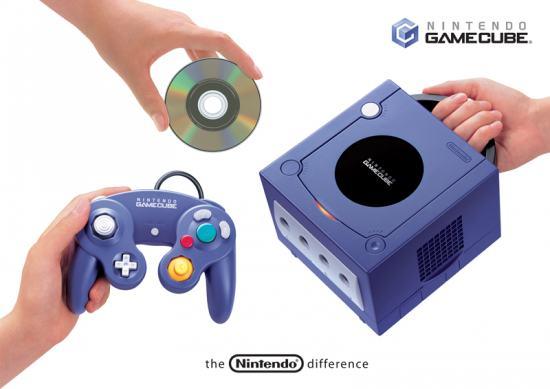 Pub GameCube
