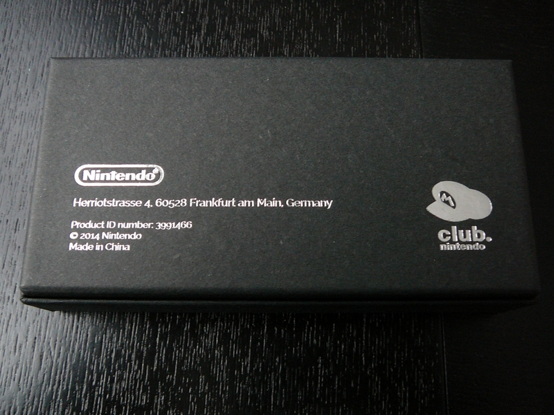 Lot de broches Mario Kart 8 - Club Nintendo France (2014)
