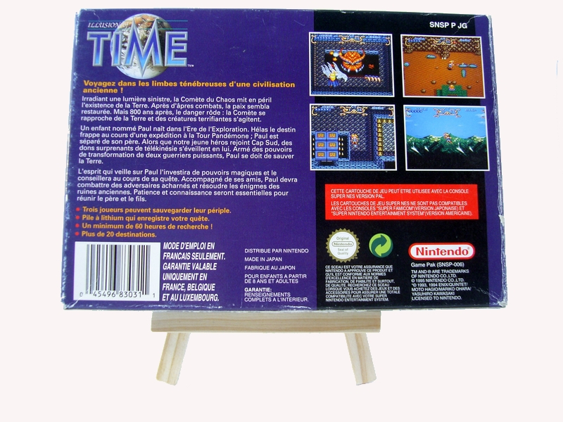 Illusion Of Time + Guide