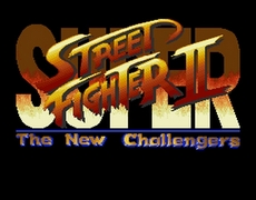 Super Street Fighter II : The New Challengers in-game