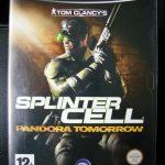 Splinter Cell Pandora Tomorrow (2004)