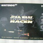 Star Wars Episode 1 Racer (1999)