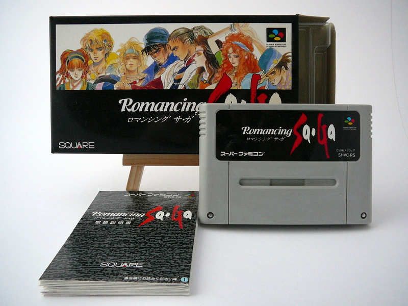 ロマンシング サ・ガ - Romancing Saga