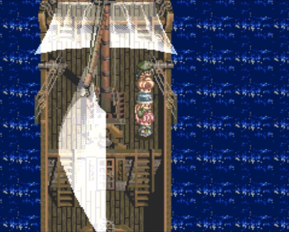 テイルズオブファンタジア - Tales Of Phantasia in-game