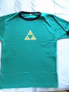 T-shirt-Triforce
