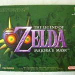 The Legend Of Zelda : Majora's Mask (2000)