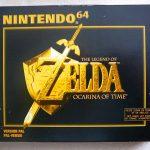 The Legend Of Zelda : Ocarina Of Time (1998)