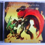 The Legend Of Zelda : Ocarina Of Time 3D Soundtrack CD – Club Nintendo France (2011)