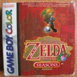 The Legend Of Zelda : Oracle Of Seasons (2001)