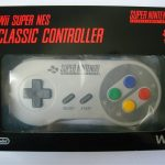 Wii Super NES Classic Controller – Club Nintendo France (2012)