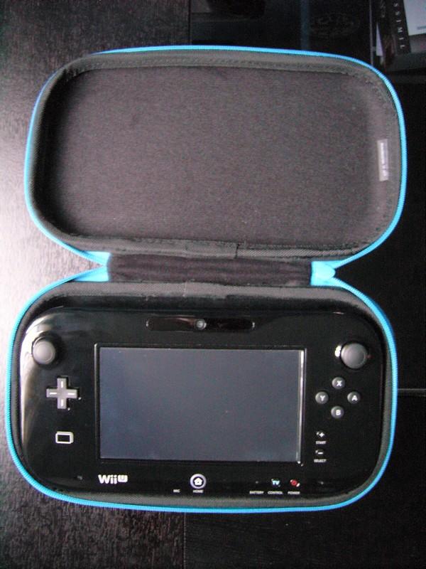 Sacoche bigben Wii U GamePad