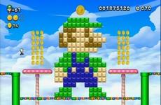 New Super Luigi U in-game