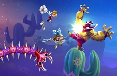 Rayman Legends in-game