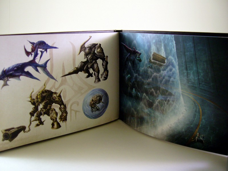 Artbook Pandora's Tower
