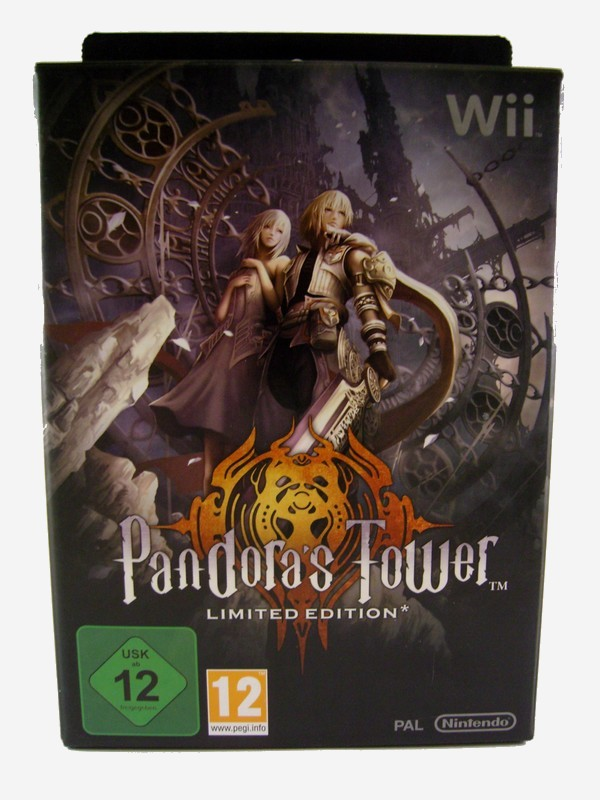 "Coffret ""Edition Limited"" Pandora's Tower"