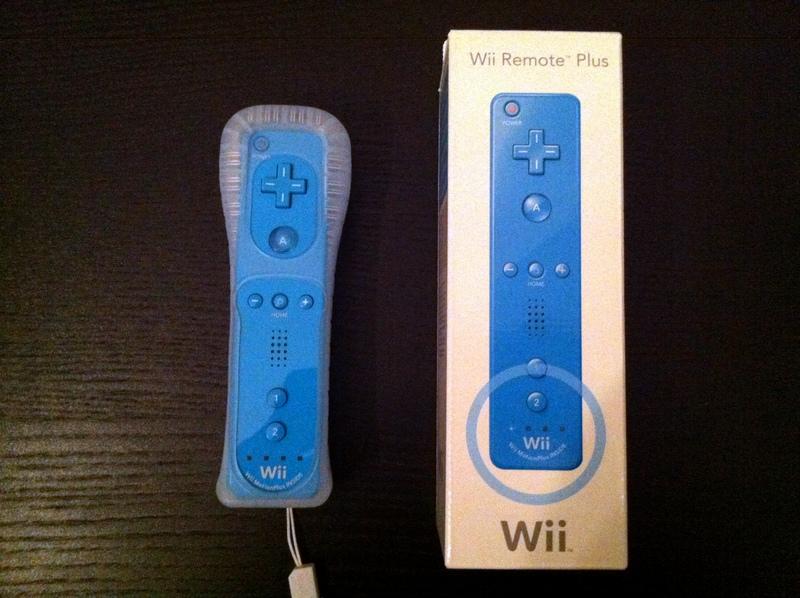 Wiimote Plus