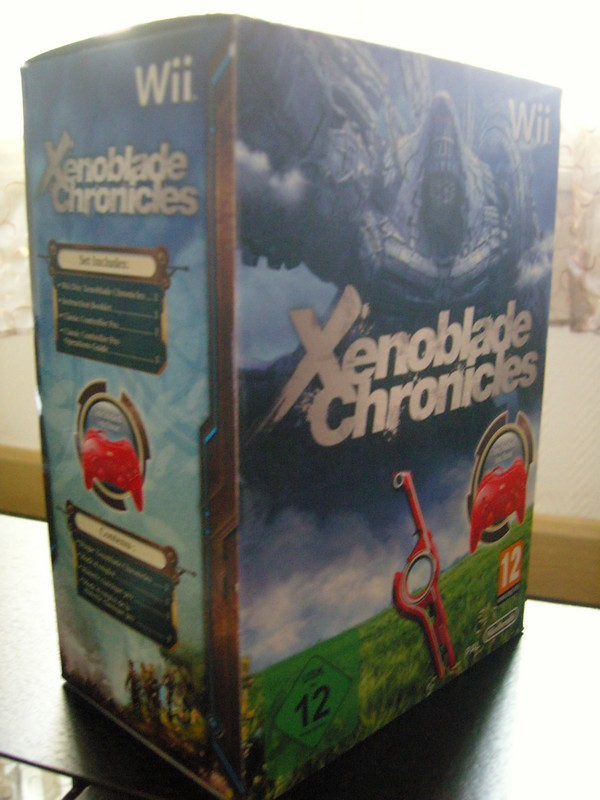 Coffret collector Xenoblade Chronicles