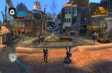 Epic Mickey : Le Retour des Héros in-game