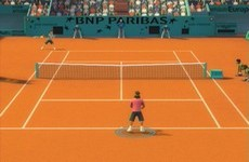Grand Chelem Tennis in-game