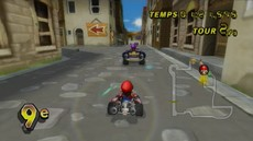 Mario Kart Wii in-game