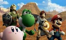 Super Smash Bros. Brawl in-game